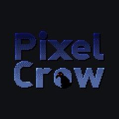 Pixel Crow