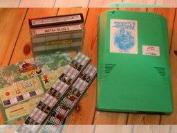 Forsendelse fra japansk arcade-forhandler - tre nye arcade-spil til mig. 1/1 (<a href='http://www.playright.dk/samler/ret-samlerobjektbillede/394'>Ret</a>)