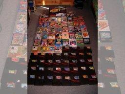 Min Nintendo 8 bit samling 2/10