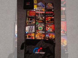 Min Playstation 1 samling 6/10
