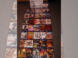 Min Playstation 2 samling 7/10