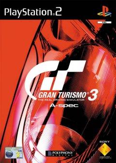 Gran Turismo 3: A-Spec (EU)