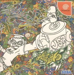Jet Set Radio (JAP)