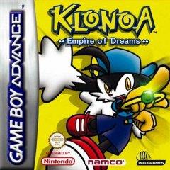 Klonoa: Empire Of Dreams (EU)