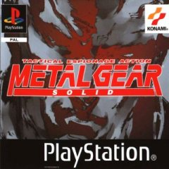 Metal Gear Solid (EU)