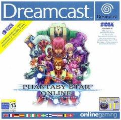 Phantasy Star Online (EU)