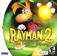 <a href='http://www.playright.dk/info/titel/rayman-2-the-great-escape'>Rayman 2: The Great Escape</a>    29/30