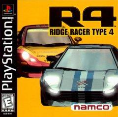 Ridge Racer Type 4 (US)
