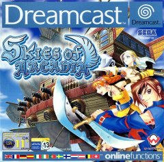 Skies Of Arcadia (EU)