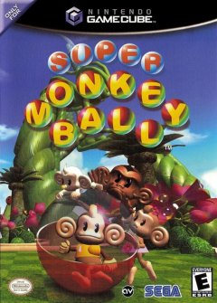 Super Monkey Ball (US)