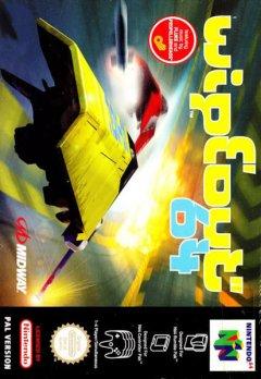 Wipeout 64 (EU)