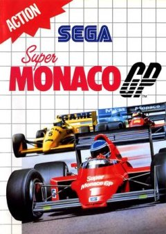 Super Monaco GP (EU)