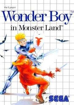 Wonder Boy In Monster Land (EU)