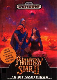 Phantasy Star II (US)