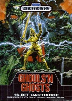 Ghouls 'N Ghosts (US)