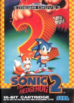 Sonic The Hedgehog 2 (EU)