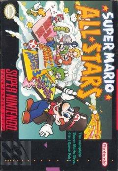 Super Mario All-Stars (US)