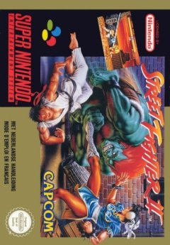 Street Fighter II (EU)