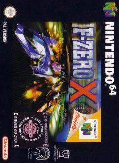 F-Zero X (EU)