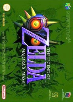 Legend Of Zelda, The: Majora's Mask (EU)