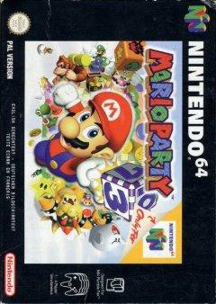 Mario Party (EU)