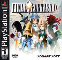 Final Fantasy IX (US)
