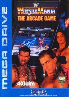 WWF Wrestlemania: The Arcade Game (EU)
