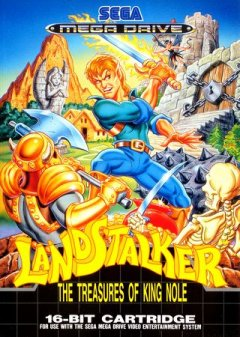 Landstalker: The Treasures Of King Nole (EU)