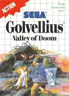 Golvellius: Valley Of Doom (EU)