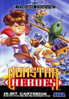 Gunstar Heroes (EU)