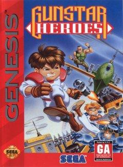 Gunstar Heroes (US)