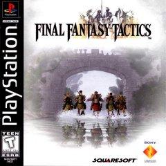 Final Fantasy Tactics (US)