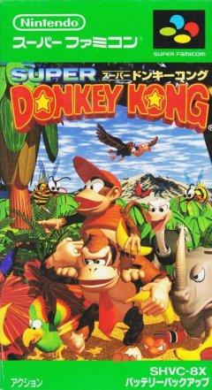Donkey Kong Country (JAP)