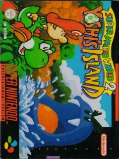Super Mario World 2: Yoshi's Island (EU)