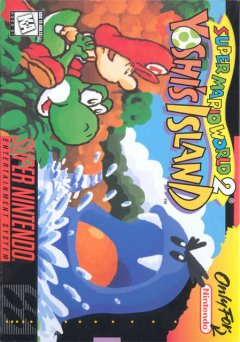 Super Mario World 2: Yoshi's Island (US)