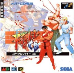 Final Fight CD (JAP)