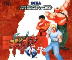 Final Fight CD (EU)