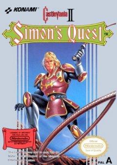 Castlevania II: Simon's Quest (EU)