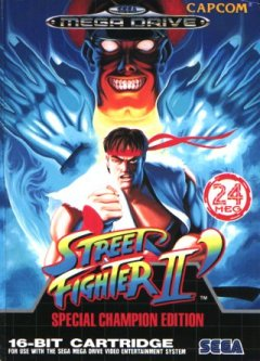 Street Fighter II': Special Champion Edition (EU)