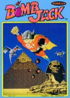 Bomb Jack (JAP)