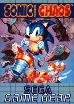 Sonic The Hedgehog Chaos (EU)