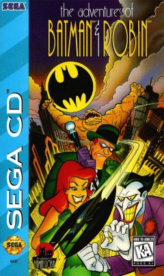 <a href='http://www.playright.dk/info/titel/adventures-of-batman-+-robin-mega-cd-the'>Adventures Of Batman & Robin (Mega CD), The</a> &nbsp;  5/30