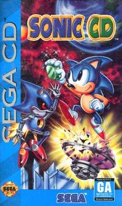 Sonic CD (US)