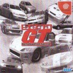 Sega GT (JAP)