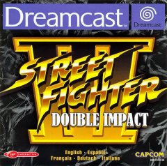 Street Fighter III: Double Impact (EU)