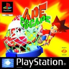 Ape Escape (1999) (EU)