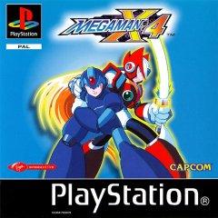 Mega Man X4 (EU)