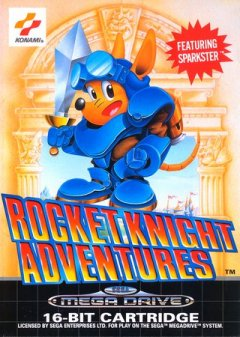Rocket Knight Adventures (EU)