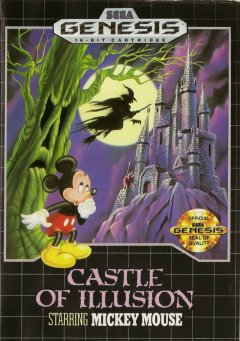 Castle Of Illusion (US)