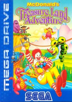 McDonald's Treasure Land Adventure (EU)